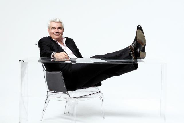 CEO Martin Cass.