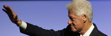 Bill Clinton to Adland: Use Your Power to Communicate for Good