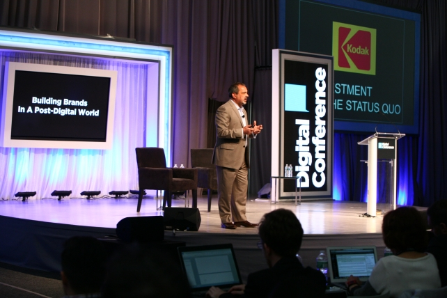 Ad Age Digital Conference New York: Clive Sirkin on Brand Building