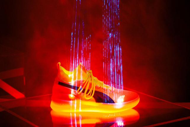 Puma's new Clyde Court Disrupt shoe