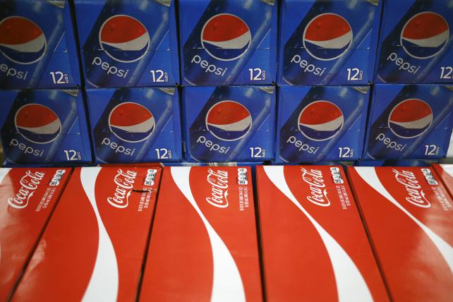 PepsiCo and Coca-Cola -- either individually or together -- have lobbied against 29 health bills from 2011 to 2015.