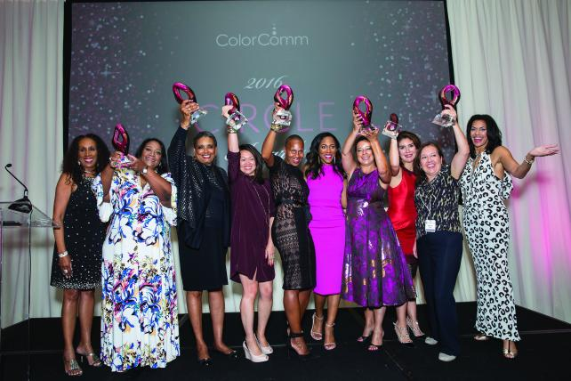 ColorComm Makes Strides Past Connecting Media Execs of Color