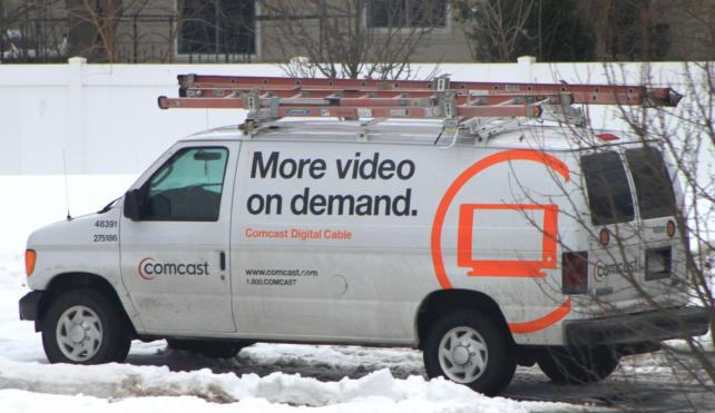 Comcast, AT&T Beat Google in Super-Fast Broadband Delivery
