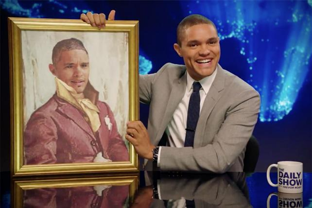 Viacom owns Comedy Central, which airs 'The Daily Show With Trevor Noah.'