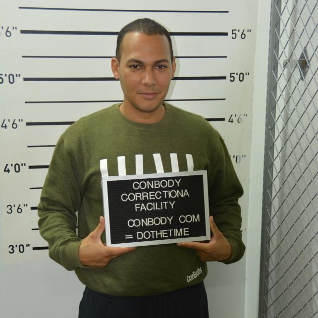 Coss Marte, founder and CEO of ConBody, embraces his prison incarceration, making it part of his growing exercise company's story and marketing push.