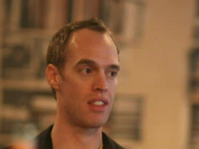 Creatives Roundtable 2008: James Cooper