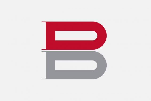 DDB's first logo