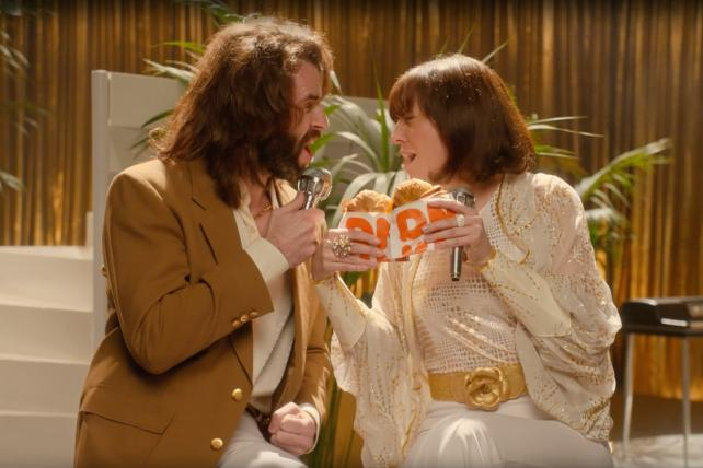 Watch the newest ads on TV from Mercedes-Benz, Pepsi, Dunkin' and more
