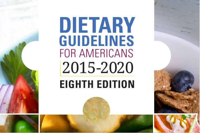 The 2015-2020 Dietary Guidelines: What Marketers Should Know