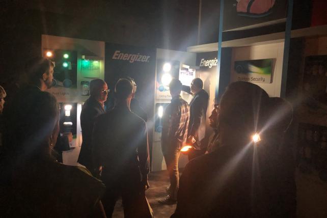 Twitter Lights Up Over CES Blackout