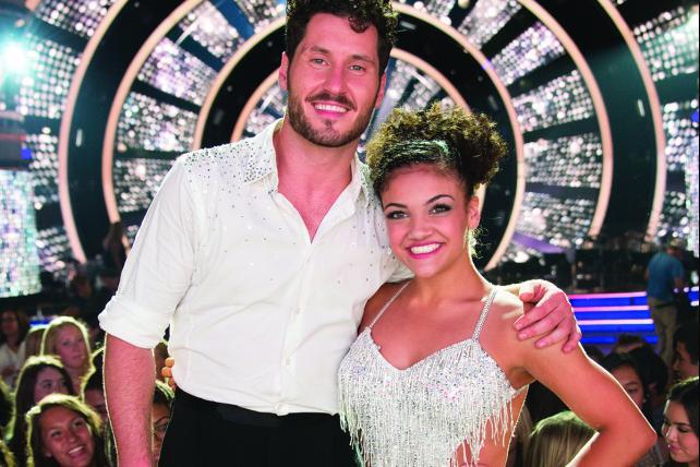 Dancing With the Stars - Valentin Chmerkovskiy, Laurie Hernandez