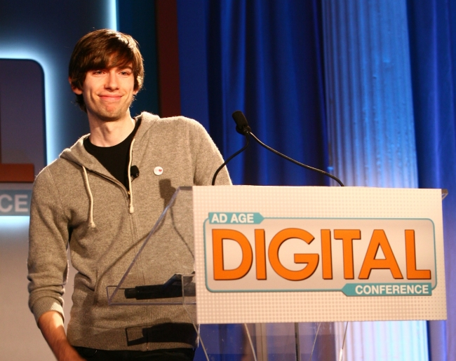 Tumblr's David Karp Makes His Ad Pitch at Cannes
