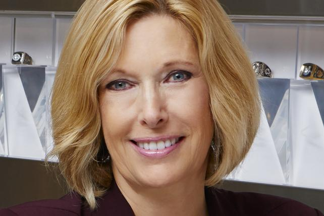 Dawn Hudson Steps Down as NFL's Chief Marketing Officer