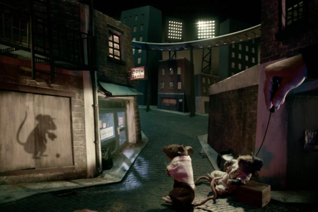 Dead Mouse Theatre