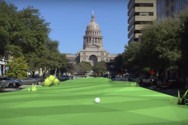 Dell Tees Up Mobile Golf App at South by Southwest