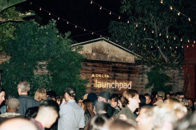 A Delta Launchpad event by Vice Media.