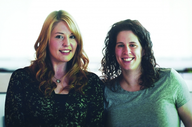 Creatives You Should Know 2014: Lauren Costa and Denise Zurilgen, Ogilvy New York