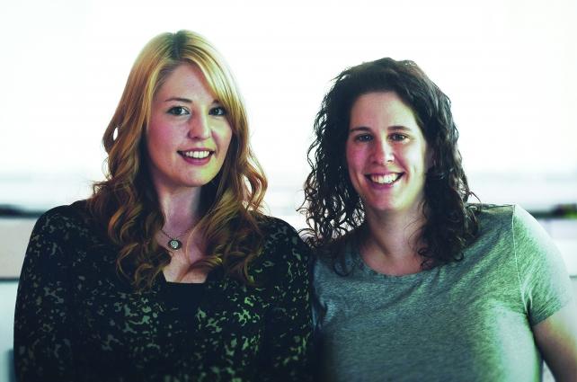 Creatives You Should Know 2014: Lauren Costa and Denise Zurilgen, Ogilvy New York