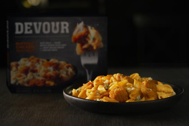 Devour, a smaller brand in Kraft Heinz's portfolio, to appear in Super Bowl