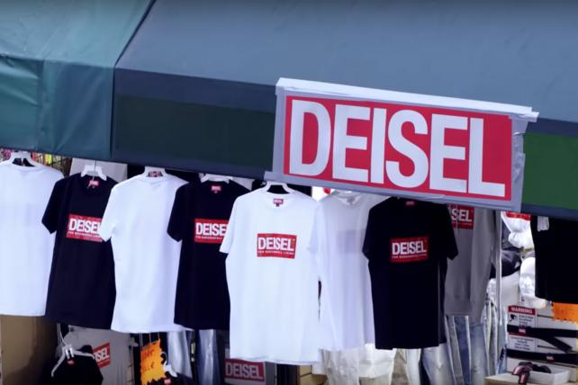 Tuesday Wake-Up Call: Diesel Made Fake-Looking 'Deisel' Jeans. Godiva Rebelled Against Tradition