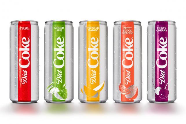 Diet Coke new design 3x2