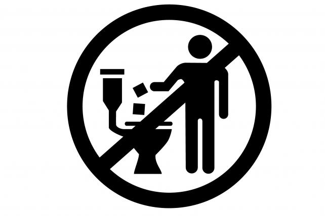 Responsible Flushing Alliance battles wanton toilet behavior