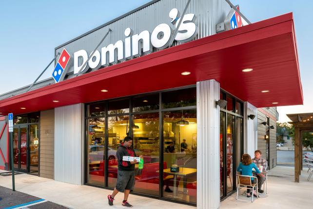 Domino's in Pensacola, Florida