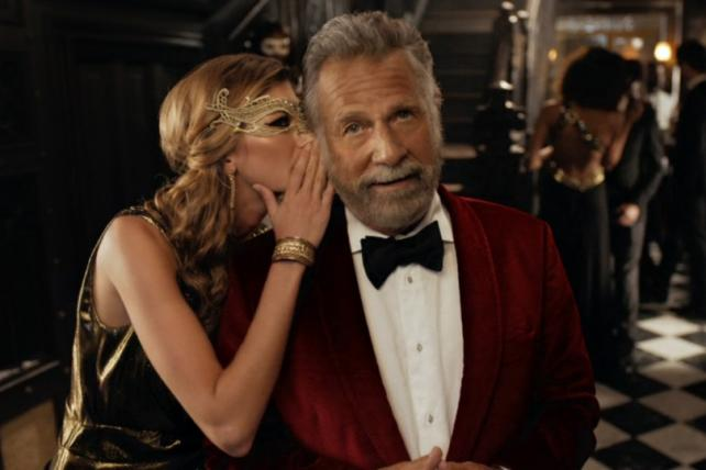 Jonathan Goldsmith stars as The Most Interesting Man in the World