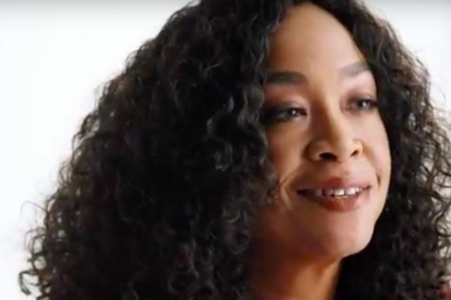 Shonda Rhimes gets her first commercial production credit with today's debut of a video for Dove.