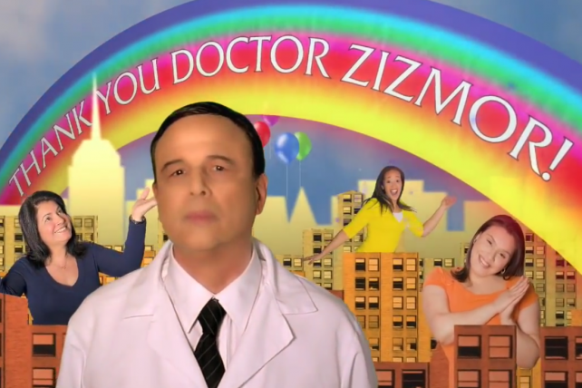An Unlikely Ad Icon Has Retired. Thank You and Farewell, Dr. Zizmor!