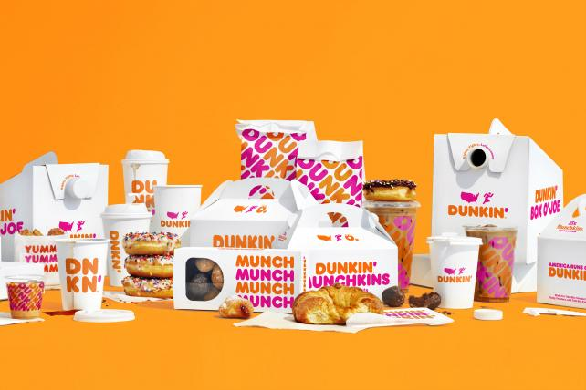 Wednesday Wake-Up Call: Dunkin' ditches the word 'Donuts.' And Michael Kors snags Versace