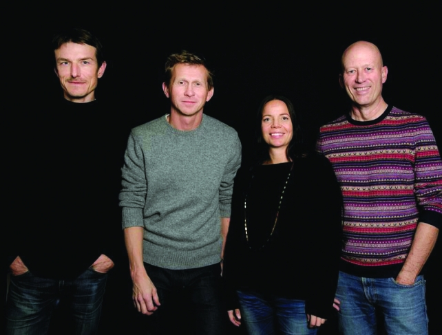 Creatives You Should Know 2014: Anders Eklind, Martin Ringqvist, Sophia Lindholm, Björn Engström, Forsman & Bodenfors