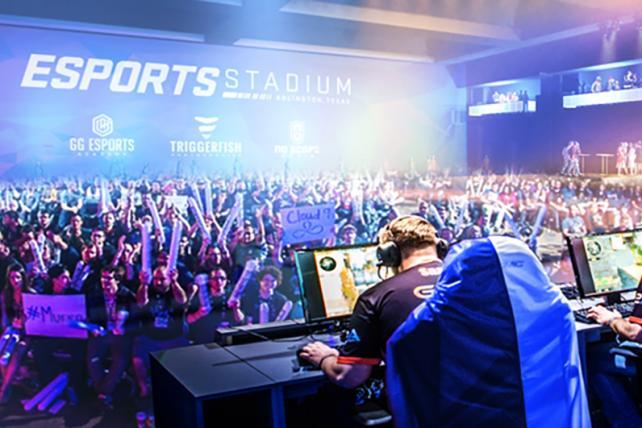 Cowboys. Rangers. Fortnite? Texas city bets on esports stadium