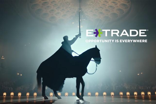E-Trade Brings on MullenLowe as Creative, Strategic AOR