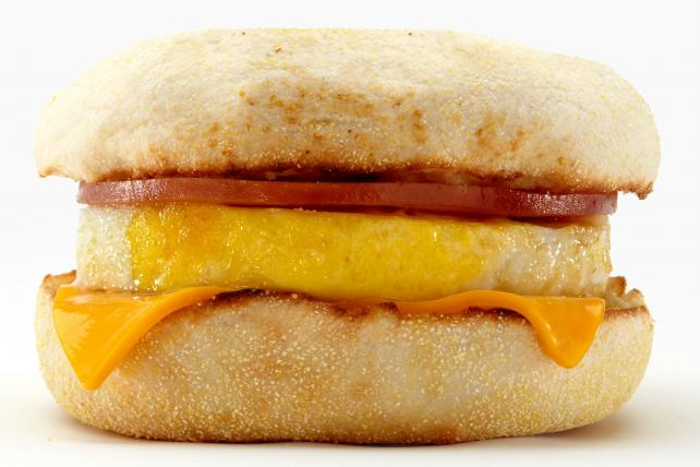 McDonald's all-day breakfast is helping to drive sales.