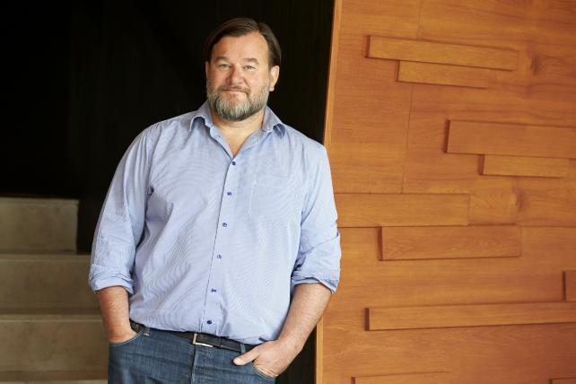 Incoming CP&B Global CEO Erik Sollenberg