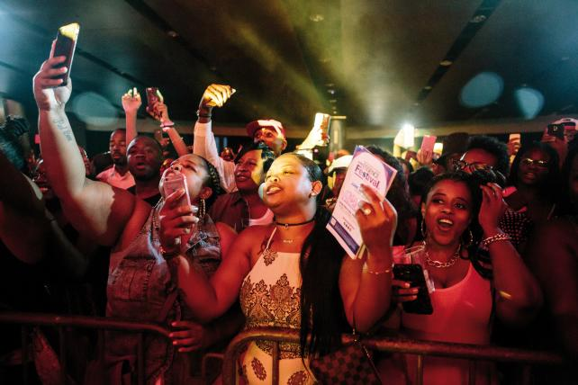 Why Time Inc.'s Essence Festival Is a Marketer Draw