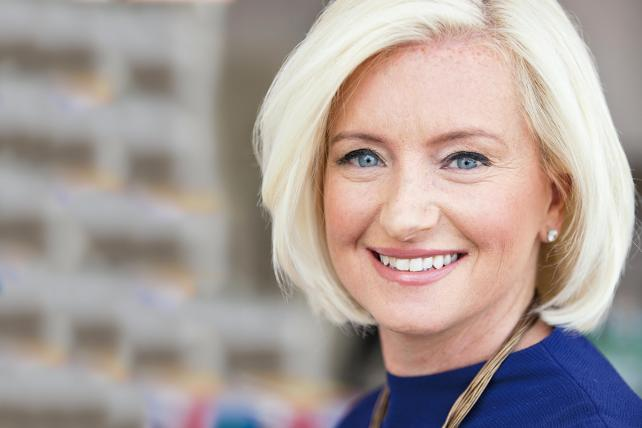Carolyn Everson issued a brand safety message at Dmexco today