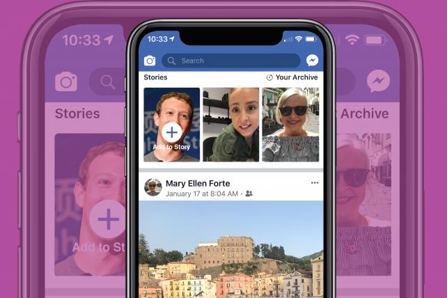 Stories ads are a core part of Facebook's future.