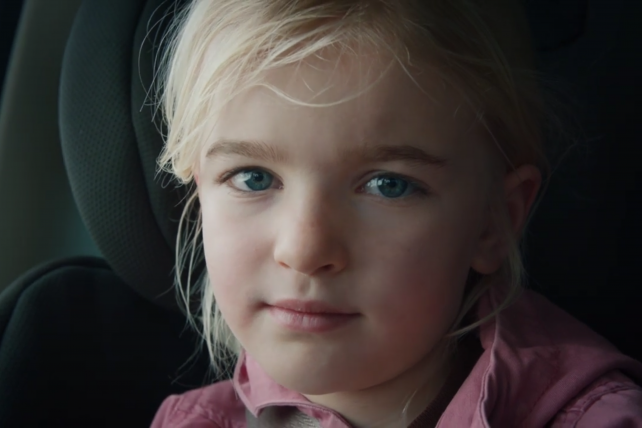 Scene from FCA digital ad for Ram called 'Make Sure of It'