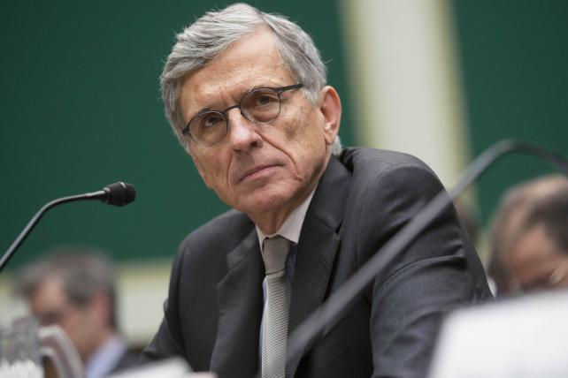 Tom Wheeler, chairman of the Federal Communications Commission