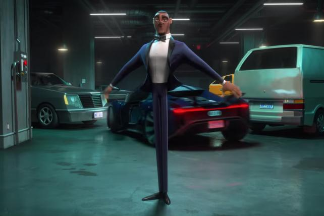 Audi's future car gets product placement in upcoming Will Smith-voiced animated movie