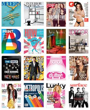 Fab.com Opens a 'Favorite Magazines' Discount Pop-Up Shop