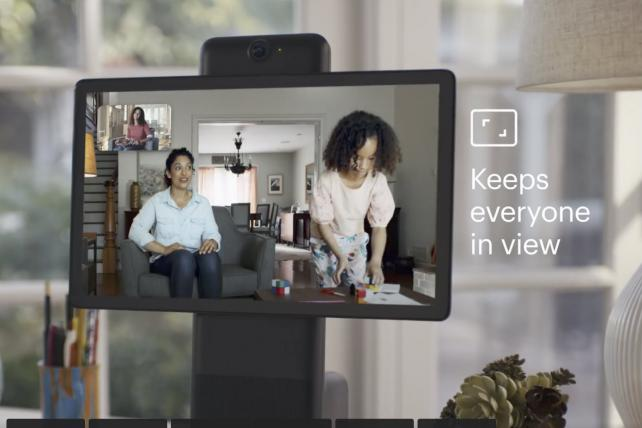 Here's what Facebook's Portal can and can't do with data