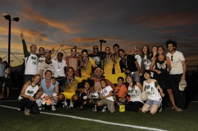 Creatives Get Soccer Fanatic with Adidas - Photos