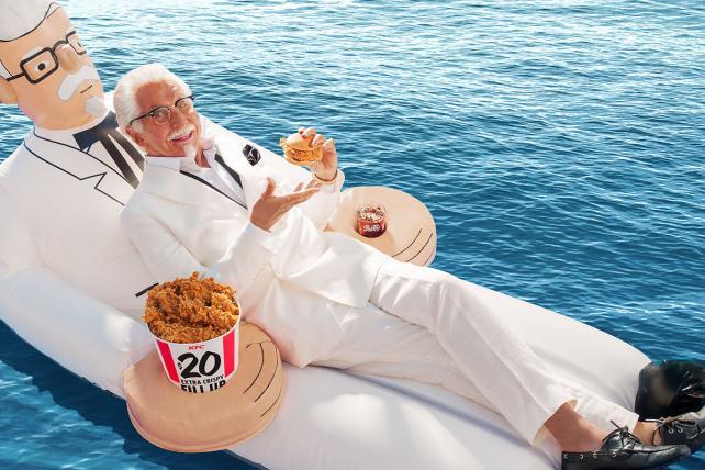KFC hands U.S. media to W&K, its creative agency