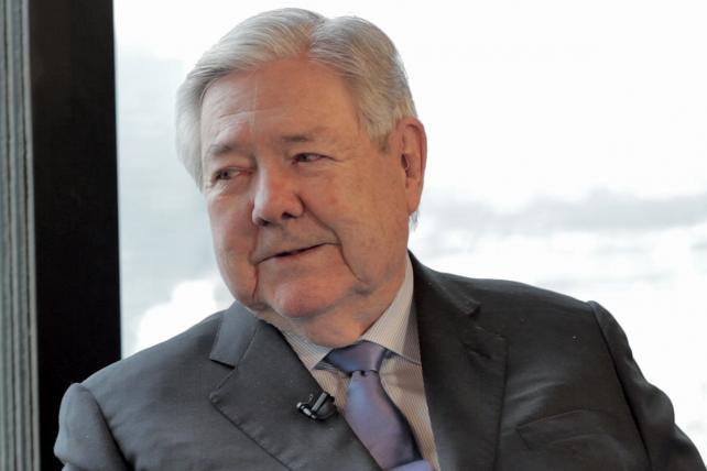 Hearst's Frank Bennack Sees Opportunity For 'Legacy' Media
