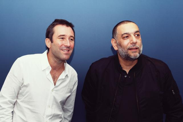 Creativity 50 2015: Frédéric Raillard and Farid Mokart
