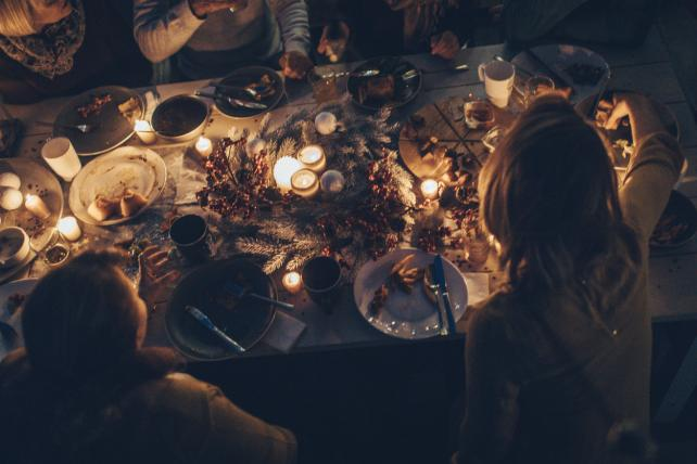 Wake-Up Call: News about Friendsgiving, J. Crew, Facebook