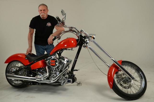 GAF Gets Long Ride with 'Orange County Choppers' Partnership
